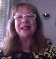 Angela Presenting Podcasts